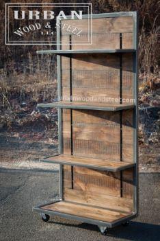 adjstable-shelf-cart